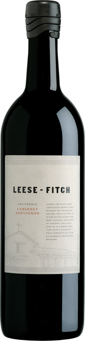 Leese Fitch Bottle
