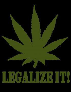 Legalize it Poster