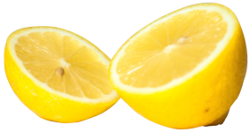Lemon Cut half