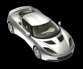 Lotus Evora Top View Car