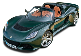 Lotus Exige S Roadster Car