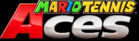 Mario Tennis Aces Logo