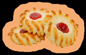 Marmelade Cookies