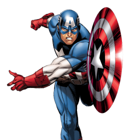 Marvel Avengers Captain America