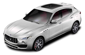Maserati Levante White Car