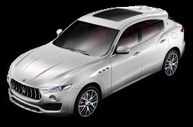 Maserati Levante White Car