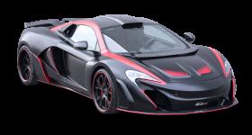 McLaren 650S Vayu Black Car