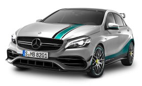 Mercedes AMG A45 Champions Car