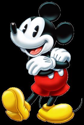 Mickey  Arm Fold
