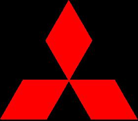 Mitsubishi Benz Car Logo