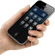 Mobile Phone With Touch