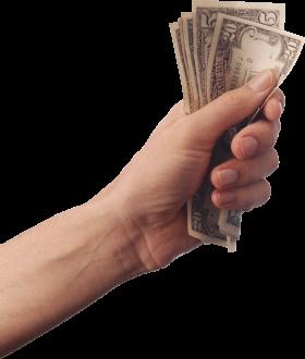 Money's  On Hand