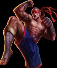 Muay Thai Lee Sin Skin