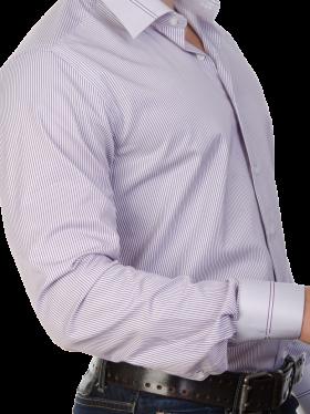 Multiple Stripe Full Sleeve Shirt