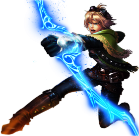 New Ezreal Splashart