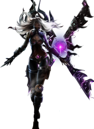 Nightblade Irelia Skin