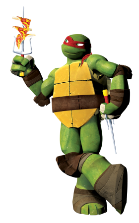 Ninja Tutle Raphaelo