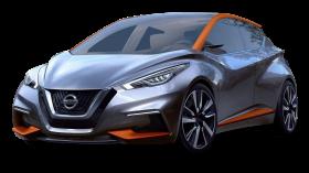 Nissan Sway Gray Car