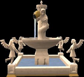 Ondine Fountain