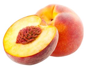 One and Half Peach