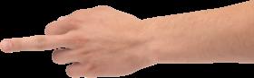 One Finger Hand