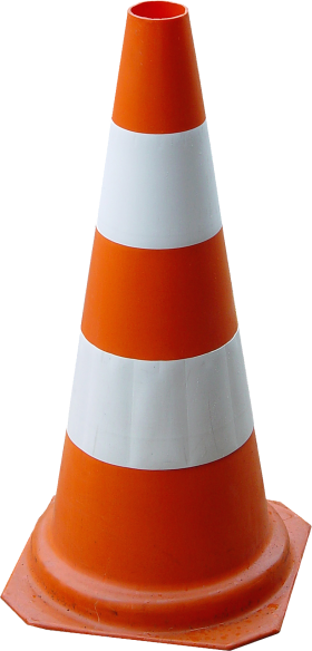 Orange Cone's