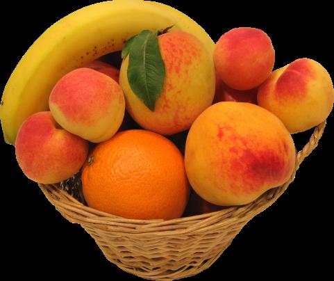 Peaches Oranges and Bananas