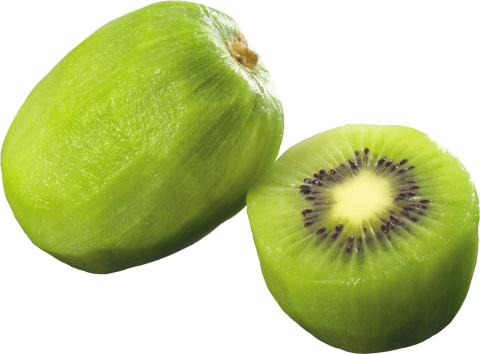 Peeled Kiwi