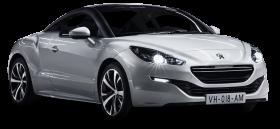Peugeot RCZ Car