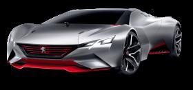 Peugeot Vision Gran Turismo Car