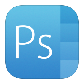 Photoshop Icon iOS 7