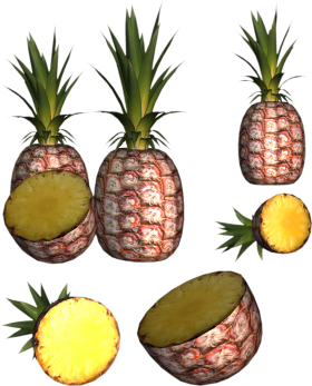 Pinapple Render