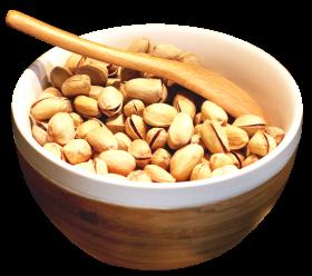 Pistachio in cup