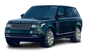 Range Rover Holland & Holland Car