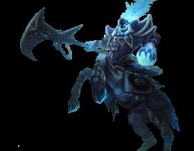 Reaper Hecarim Splashart