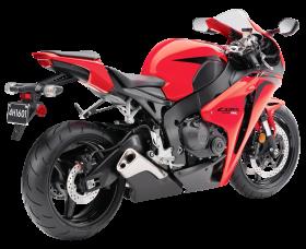 Red Honda CBR 1000RR