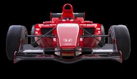 Red Honda Formula Lite Car