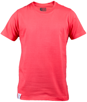 Red Men's Polo Shirt