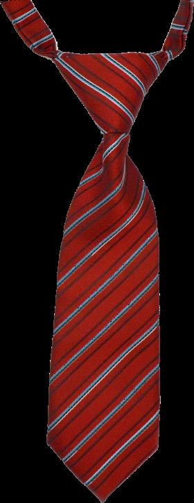 Red Strip Tie