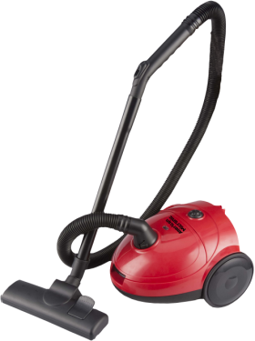 Red Vacuum Cleaner