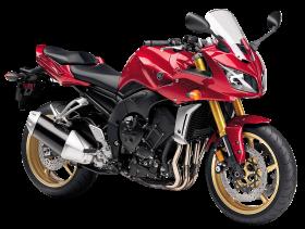 Red Yamaha FZ1