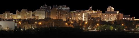 Regina City Skyline