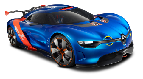 Renault Alpine A110 50 Racing Car