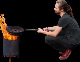 Roasting Maroni