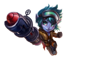 Rocketeer Tristana