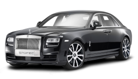 Rolls Royce Ghost Black Car