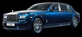 Rolls Royce Phantom Limelight Car