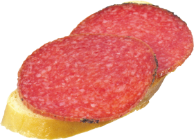 Salami Bread