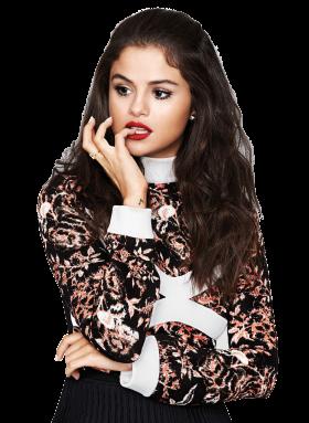Selena Gomez Thinking