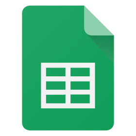 Sheets Icon Android Lollipop